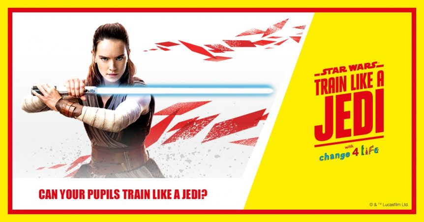 Change 4 Life Train Like a Jedi