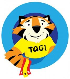 Tagtiv8 Mascot