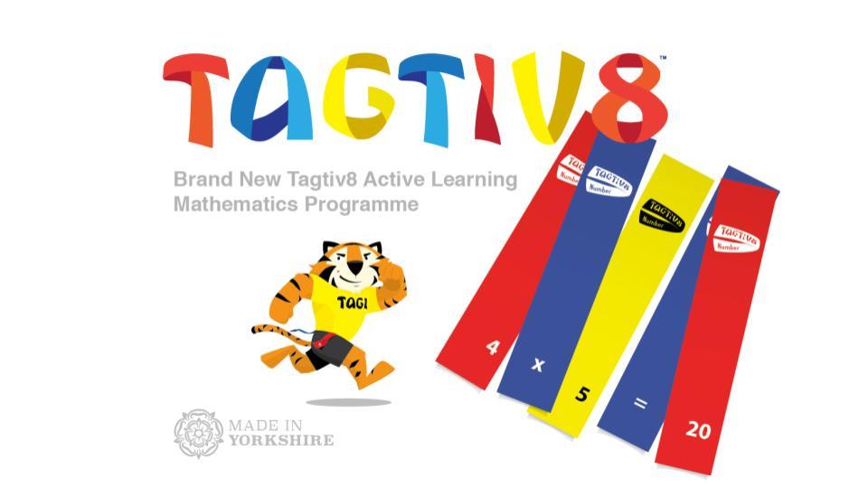 Tagtiv8 Number Top Up - Active Maths Resources - Tagtiv8