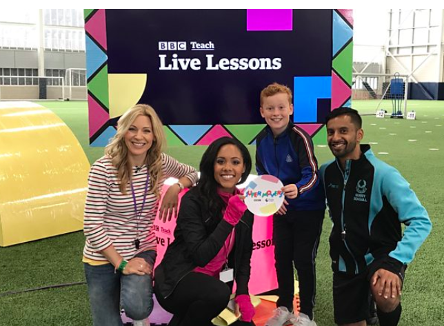 BBc Live Lessons Supermovers