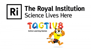 The Royal Institution and Tagtiv8 - STEM activities for free